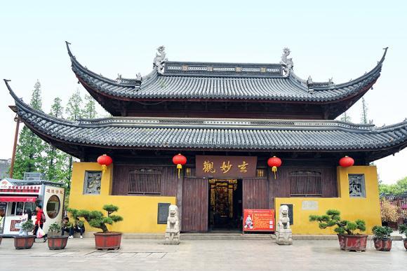 """苏州许愿最灵的竟非佛寺 与南京夫子庙齐名 被誉""""江南第一古观"""""""