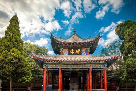 西安碑林,碑文石刻类馆藏位居首位,最具历史文化