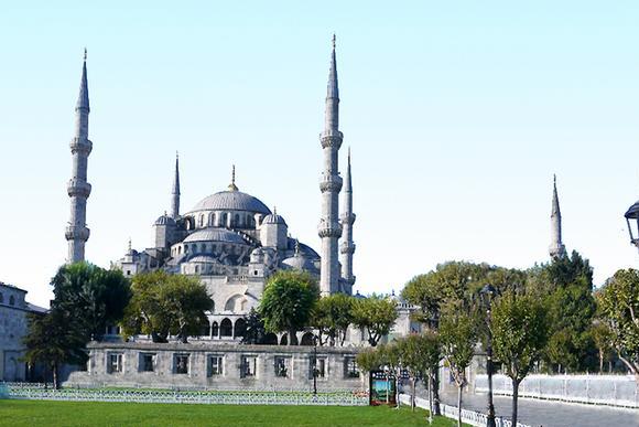 全球最美清真寺 多任罗马教皇竟亲临祈祷 被誉世界十大奇景之一!