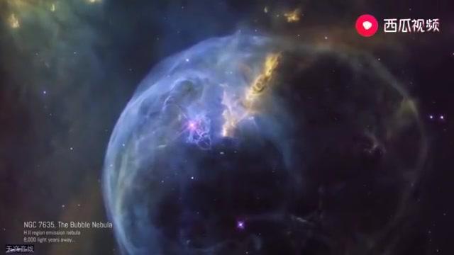 超高清:太空音乐与哈勃望远镜下的绮丽星河