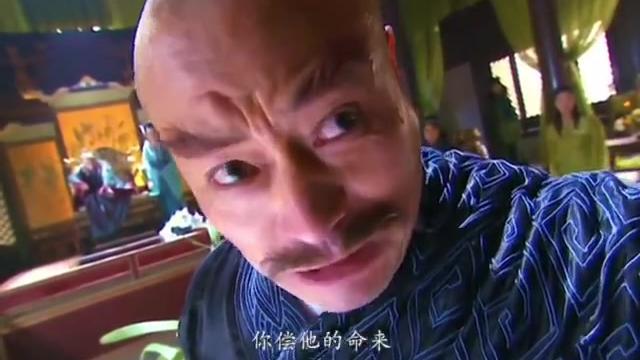 《神雕侠侣》第46集:黄蓉为了获得解药,愿意承受裘千尺枣核钉