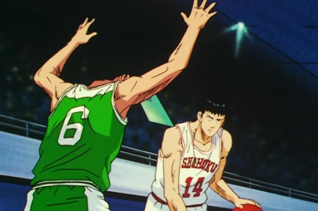 灌篮高手三井曾短暂地成为湘北队长,如果比赛输了,他就是个混蛋