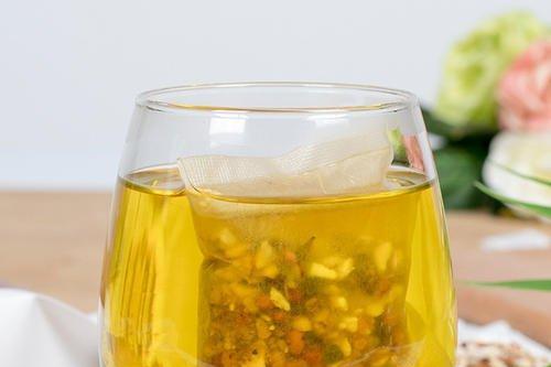 """假期太久都吃胖了?快来试试这款""""刮油茶"""",解除油腻还能瘦身呢"""