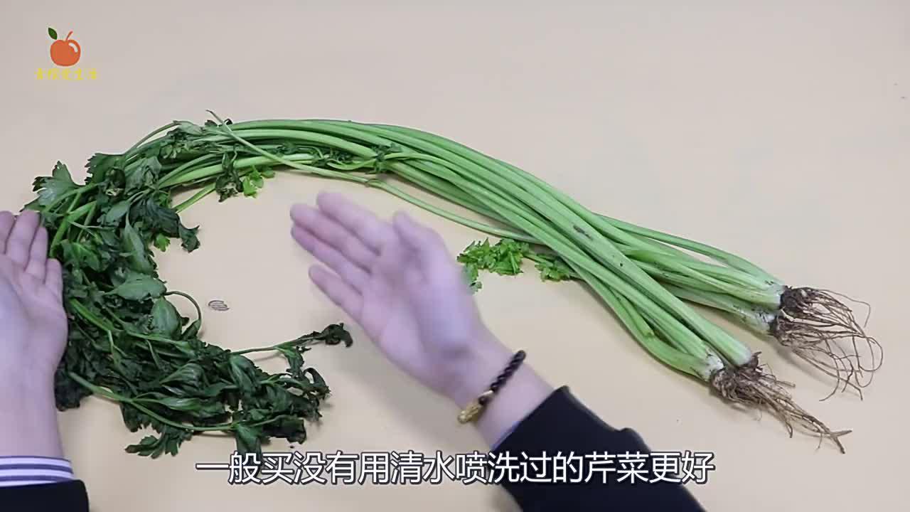 芹菜放一天就发软?跟菜农学了保存的方法,学到就是赚到
