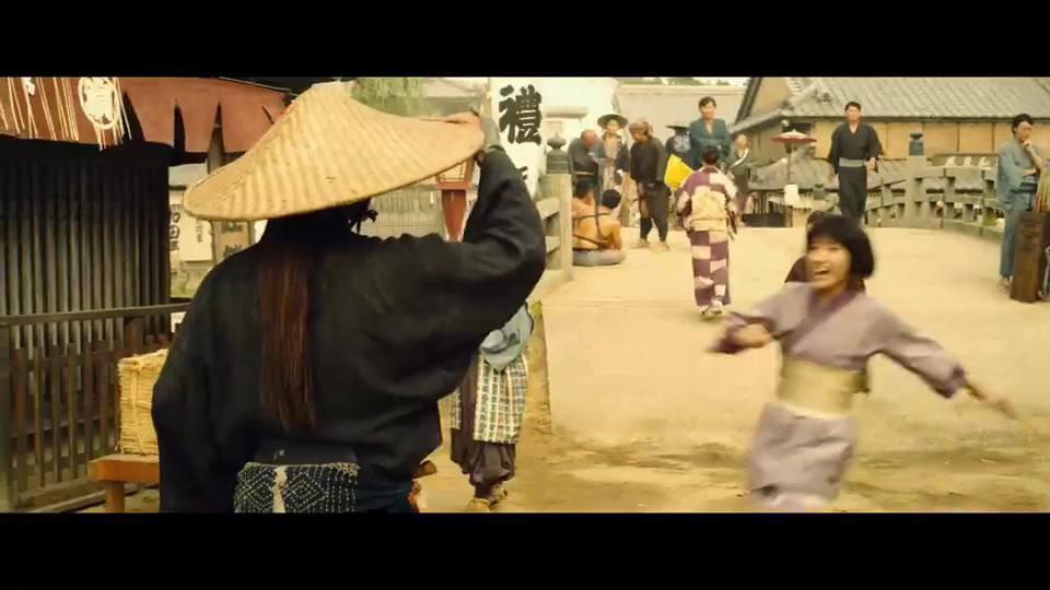 浪客剑心2:女子热情邀请剑心跟自己去住店,却早有预谋,在找他