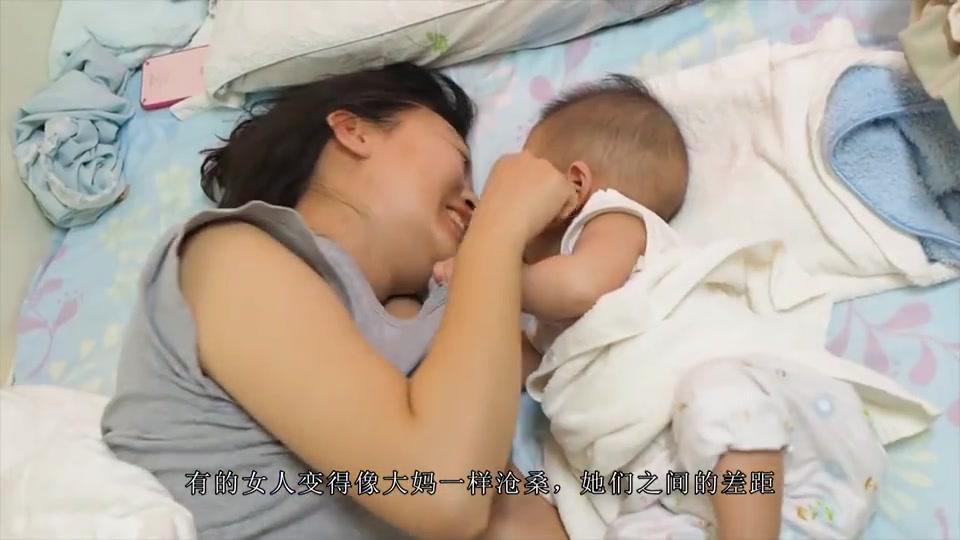 为啥有的孕妇生产完像大妈,而有的孕妇变得依旧年轻呢