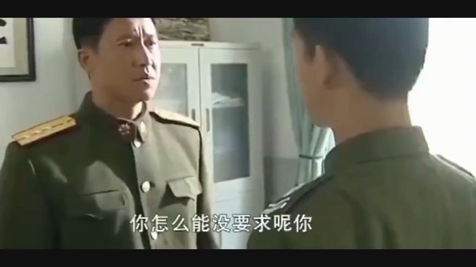 《士兵突击》里面张译饰演的班长史今退伍这段是全剧最大的泪点!