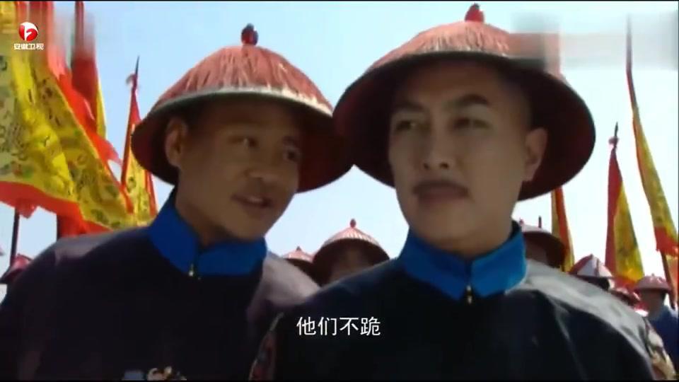 雍正王朝:雍正:跟我斗,你们还太嫩了,我可是高级腹黑王