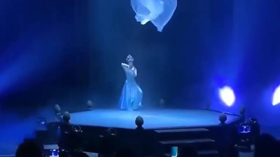 敦煌飞天舞,这是我见过最美的一个版本!