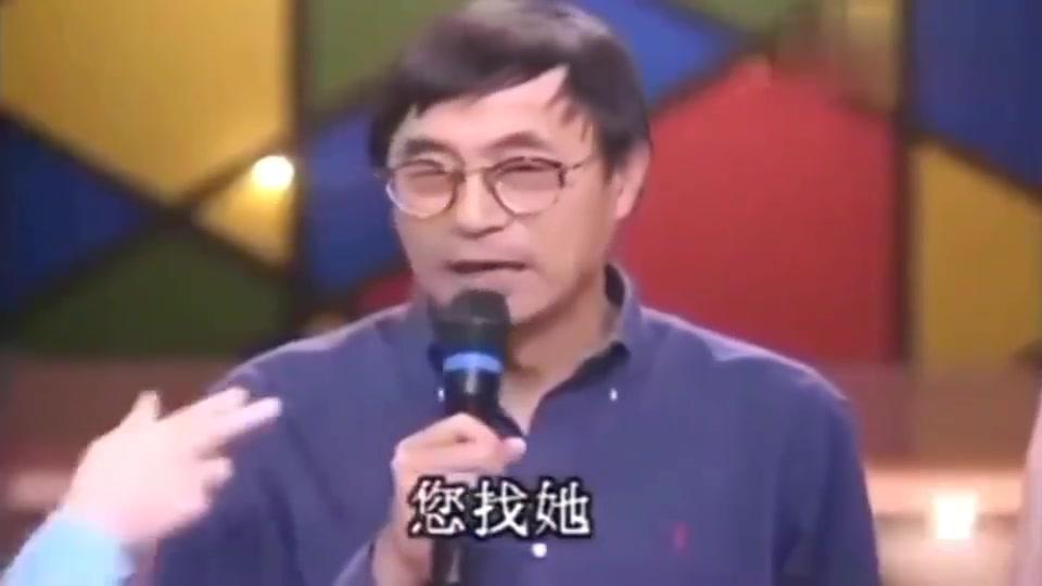 刘家昌当面夸赞弟子谢金燕,猪哥亮被调侃成千里猪遇伯乐