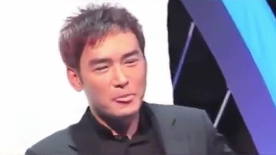 焦恩俊古装男神,现52岁的他还是帅!