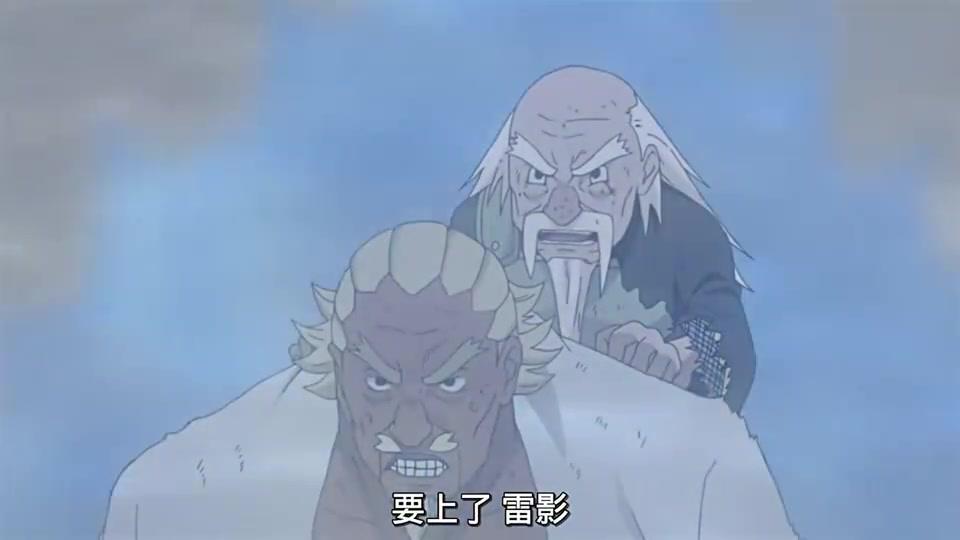 火影:忍界神速四代雷影忍术鉴赏,四代雷影与水门谁更快