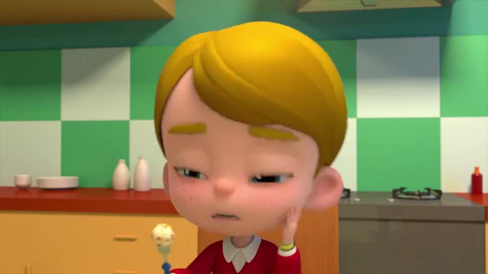 百变布鲁可:丹倪牙疼不能吃饭,真是太痛苦了,什么时候掉牙啊