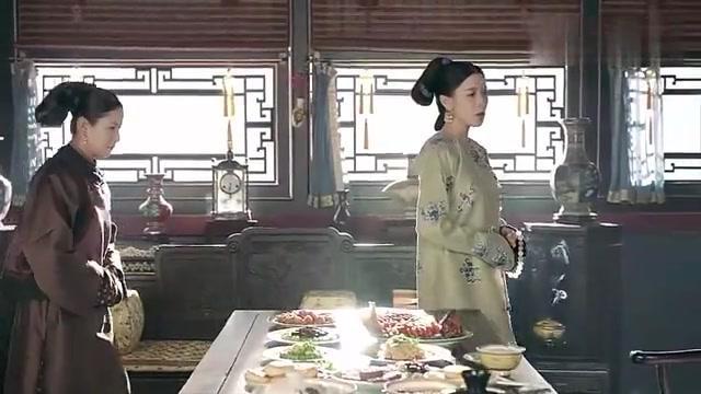 延禧攻略:皇后被废,她询问魏璎珞如何得到皇上的心
