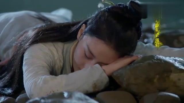思美人:屈原苏醒,看到还在昏迷的莫愁,心痛不已