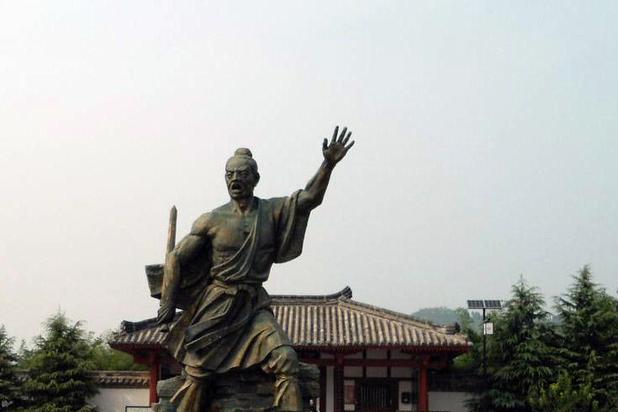 吴广遭手下人杀害,陈胜作为盟友怎么不罚反赏?专家:看他干了啥