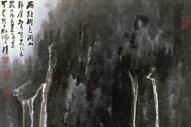 李可染的山水画堪称一绝,原来是靠这几个秘诀,建议收藏