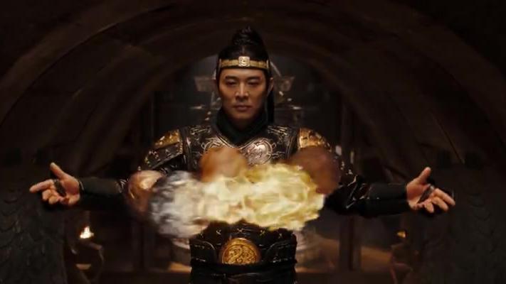 木乃伊:秦始皇不死之身,诅咒之剑却能刺穿,不得以恢复人身