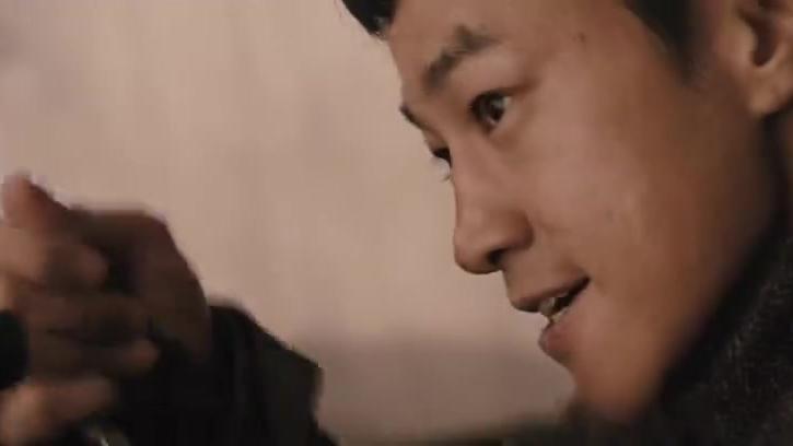 遍地狼烟:何润东演技真好,天生的杀手牧良逢,不当兵可惜了!