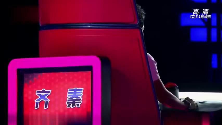 中国好声音16岁小妹妹开口跪,原唱都转了杨坤你是小孩吧