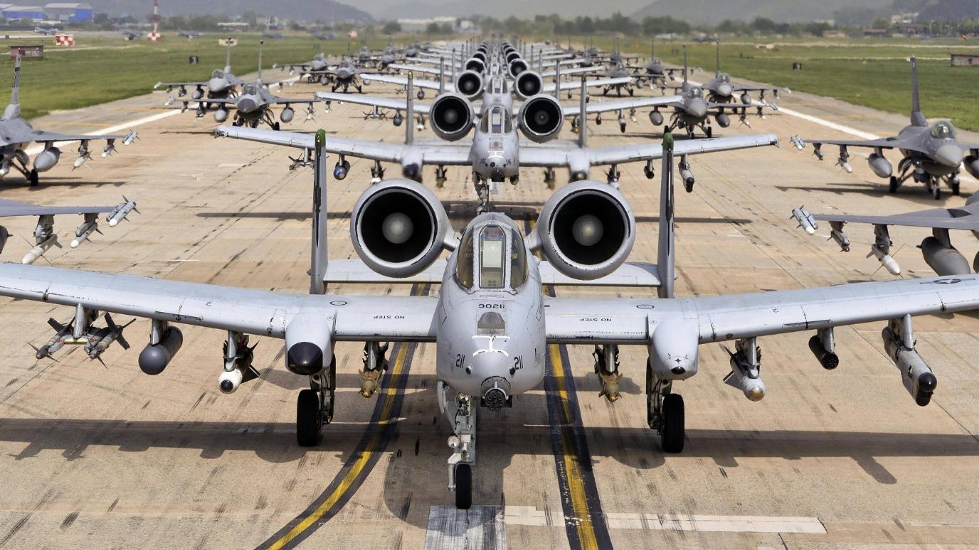 装甲与步兵的梦魇,美空军又爱又恨,A-10仍不能下火线