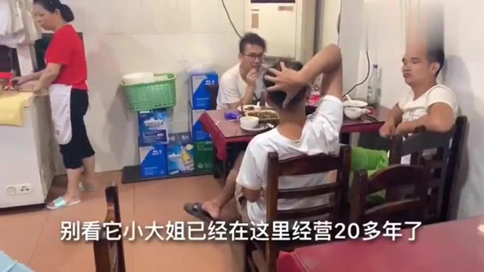 大姐在广州开了20年川菜馆,酸菜鱼30元一盘,三个肉菜87元