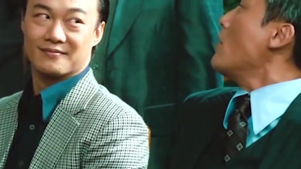 金钱帝国:梁家辉最嚣张的一部戏:我家狗为什么不咬我?我养它嘛