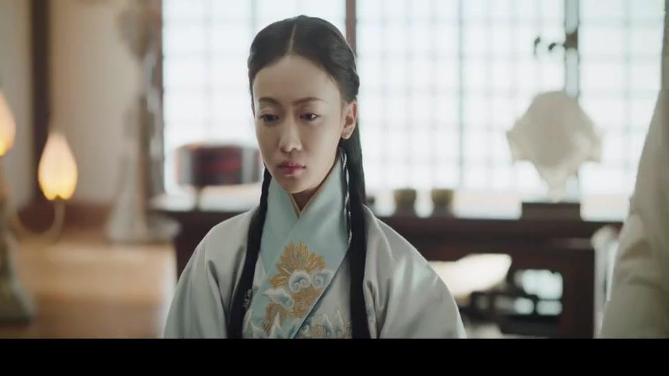 皓镧传:皓镧一声不吭,吕不韦塞他包吃,没想到吕不韦知道她名字
