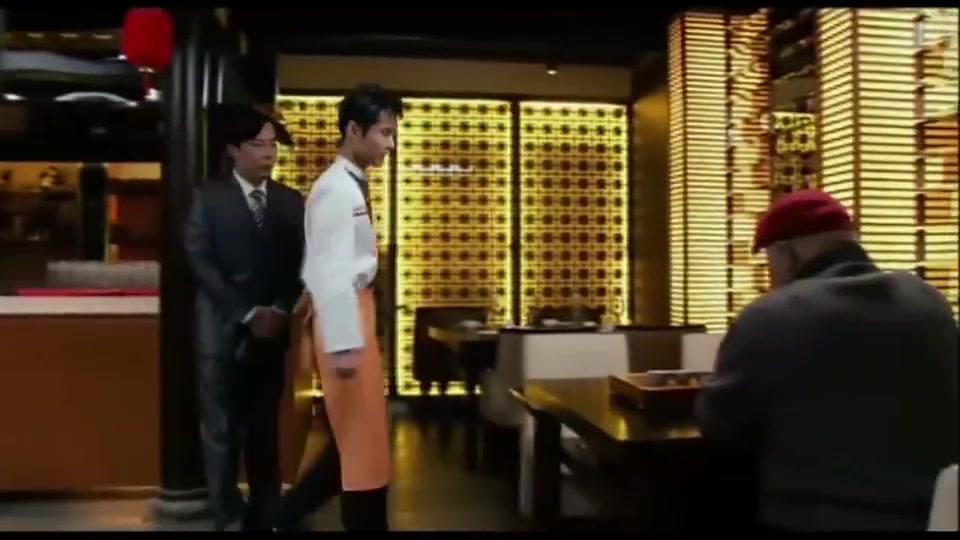 林师傅在首尔:厨神要参加比赛,对手一听立马怂了,连名都不敢报