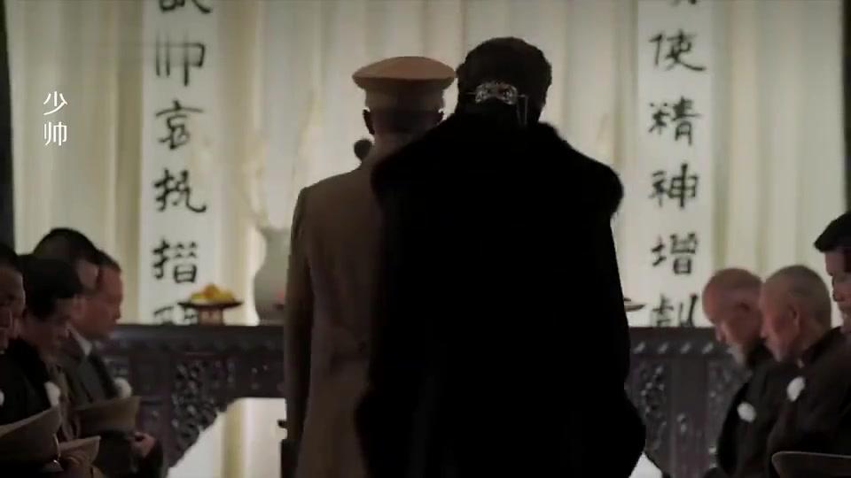 张学良杀完杨宇霆,还参加吊唁会,果然心不狠站不稳