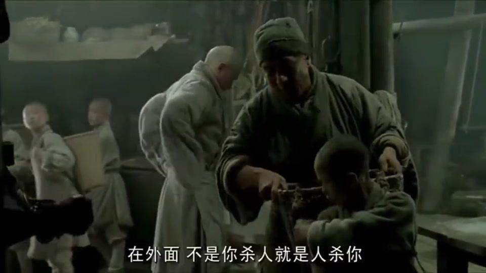 大军阀给少林寺门匾上写了不外如是,意思竟然是这