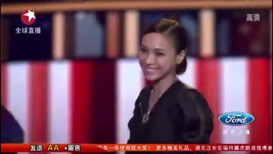 中国梦之声:林采欣太有才了,大胆改编,你听过这样的《baby》吗