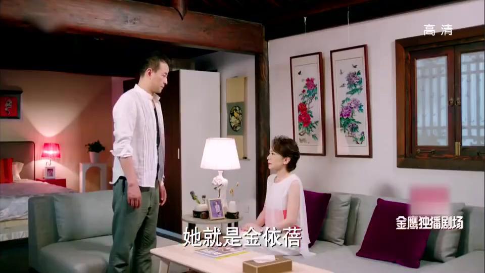 因为遇见你:张雨欣太心机,徐慧婕却想认她做义女,老绣掌不同意