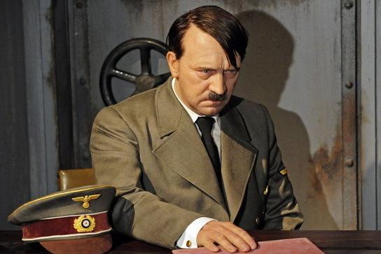 二战的德国与其说败给俄国,不如说是败给了严寒的冬天和大地