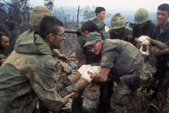 越战结束后,归国的美国大兵频频患上一种病,先后导致许多人自杀