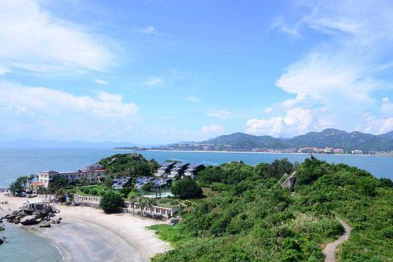 惠州一绝美海岛:是潜水胜地风景宜人,是国内首个属于私人的海岛