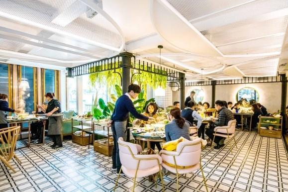 这家网红火锅店融合了泰国菜和川菜的精华!