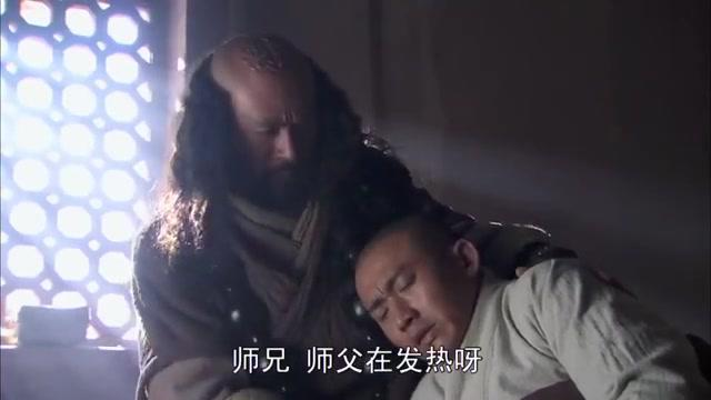 新西游记:唐三藏突患重病,卧病在床,完全不能赶路了
