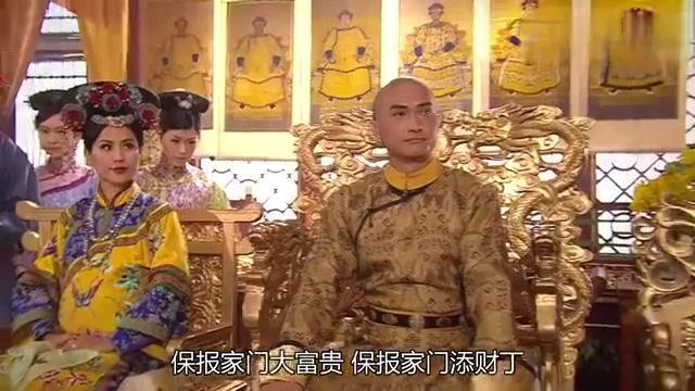 皇上当着皇后和皇贵妃的面,将名贵贡品赐给静贵人,两人脸都黑了
