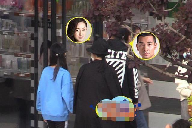 赵文卓陪张丹露和女儿逛街超幸福,凸显家庭地位