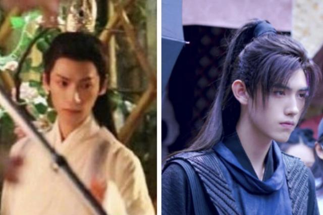 罗云熙、陈飞宇新剧场务片场殴打粉丝,场面失控惹争议