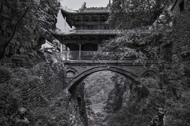 第20届中国平遥国际摄影展中华摄影报之《古桥石韵》