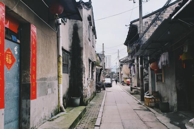 曾为台州府,浙江这座小城如今小众的鲜有游客,却藏着地道的景致