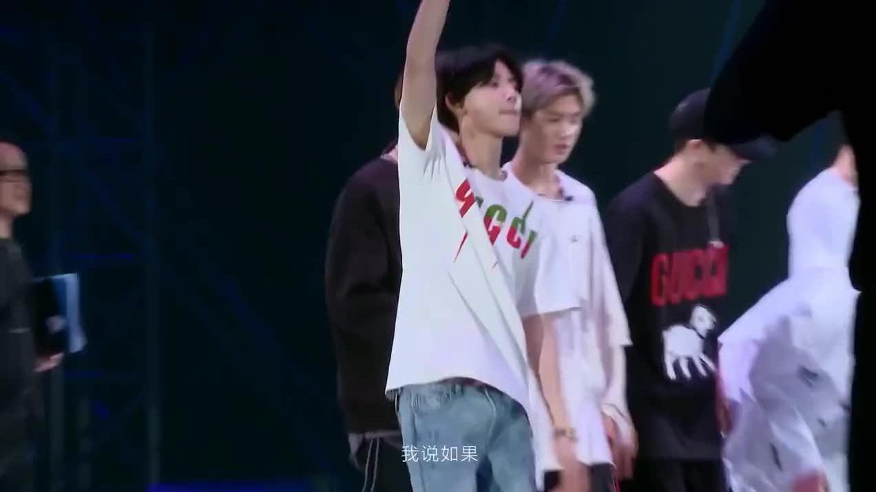 黄明昊想穿着《EIEI》的衣服唱歌,朱正廷:那直接哭!小贾:爆哭