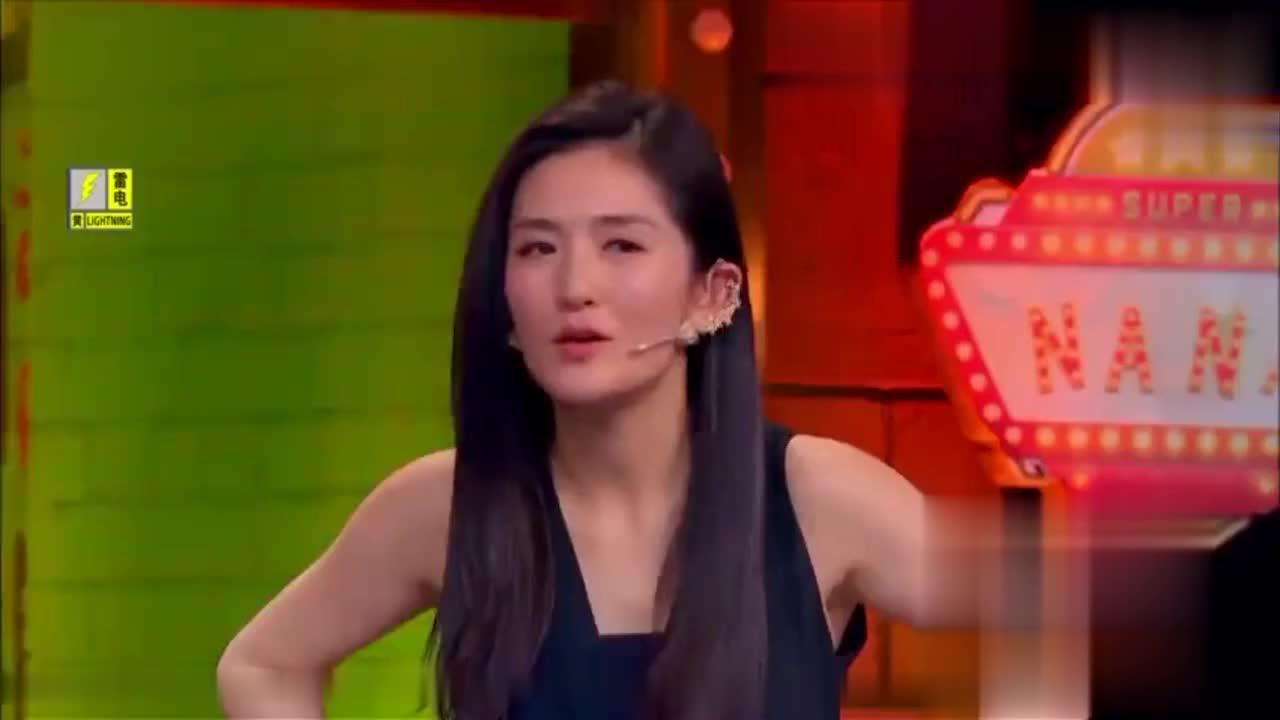谢娜一百泰铢游泰国,国内泳衣被何炅嫌弃