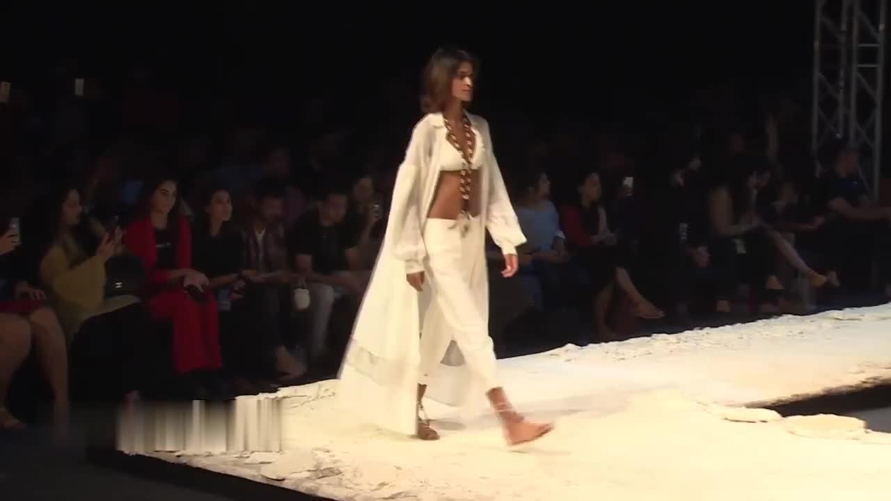 Payal Jain 2020年秋冬印度时装周