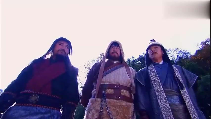 西域高手要挑战张三丰,不料一小道士直接将他打残!