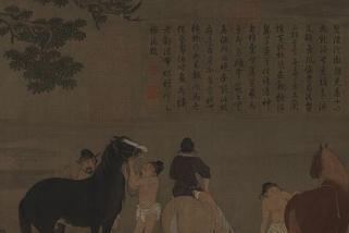 他是中国艺术史上的全才,书画音律样样精通,行书笔法惊艳世人