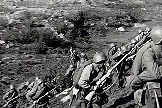 哈尔德大将在1941年进攻莫斯科的强弩之末