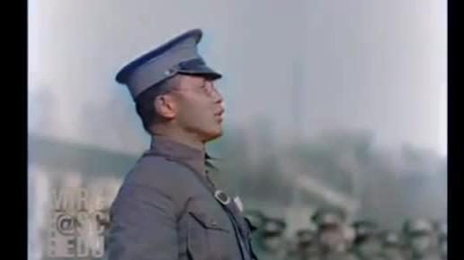 1929年黄埔军校影像,他们为中国近代发展立下汗马功劳